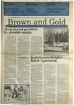 1988 Brown and Gold Vol 69 No 12 March 3, 1988