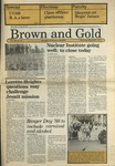 1988 Brown and Gold Vol 69 No 13 March 24, 1988_