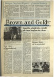 1988 Brown and Gold Vol 69 No 15 April 21, 1988