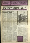 1988 Brown and Gold Vol 69 No 16 May 5, 1988