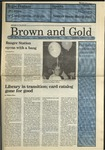 1988 Brown and Gold Vol 70 No 02 September 15, 1988