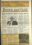 1988 Brown and Gold Vol 70 No 04 October 13, 1988