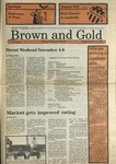 1988 Brown and Gold Vol 70 No 05 October 27, 1988