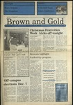 1988 Brown and Gold Vol 70 No 07 November 28, 1988