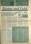 1989 Brown and Gold Vol 70 No 10 February 2, 1989