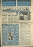 1989 Brown and Gold Vol 70 No 12 March 2, 1989