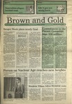 1989 Brown and Gold Vol 70 No 14 April 6, 1989