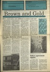 1989 Brown and Gold Vol 71 No 01 August 31, 1989