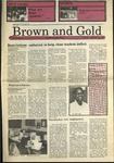 1989 Brown and Gold Vol 71 No 02 September 14, 1989