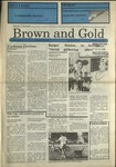 1989 Brown and Gold Vol 71 No 03 September 28, 1989