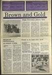 1989 Brown and Gold Vol 71 No 04 October 12, 1989