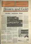 1989 Brown and Gold Vol 71 No 05 October 26, 1989
