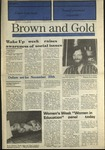 1989 Brown and Gold Vol 71 No 06 November 9, 1989