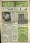 1990 Brown and Gold Vol 71 No 12 March 8, 1990