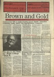 1990 Brown and Gold Vol 71 No 13 March 22, 1990