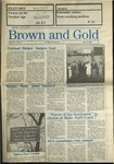 1990 Brown and Gold Vol 71 No 14 April 5, 1990
