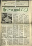 1990 Brown and Gold Vol 71 No 15 April 19, 1990