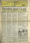 1990 Brown and Gold Vol 71 No 16 April 26, 1990