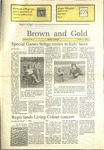 1990 Brown and Gold Vol 72 No 03 October 27, 1990