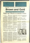 1990 Brown and Gold Vol 72 No 06 November 8, 1990