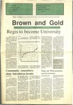 1990 Brown and Gold Vol 72 No 07 November 21, 1990