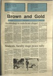 1991 Brown and Gold Vol 72 No 09 January 24, 1991