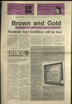 1991 Brown and Gold Vol 72 No 10 February 7, 1991