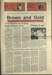 1991 Brown and Gold Vol 72 No 11 February 21, 1991