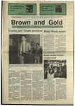 1991 Brown and Gold Vol 72 No 12 March 14, 1991