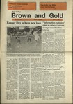 1991 Brown and Gold Vol 72 No 15 April 11, 1991