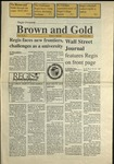 1991 Brown and Gold Vol 73 No 01 August 29, 1991