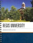 2008-2009 Regis University Bulletin
