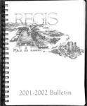 2001-2002 Regis University Bulletin