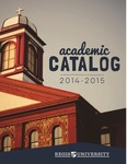 2014-2015 Regis University Catalog