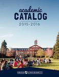2015-2016 Regis University Catalog