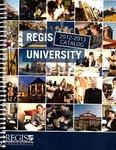 2012-2013 Regis University Catalog