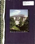 1998-2000 Regis University Bulletin