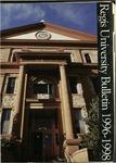 1996-1998 Regis University Bulletin