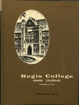 1965-1966 Regis College Bulletin