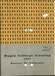 1963-1964 Regis College Bulletin