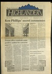1991 Highlander Vol 73 No 7 November 21, 1991