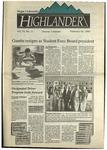 1992 Highlander Vol 73 No 11 February 20, 1992