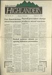 1992 Highlander Vol 73 No 12 March 5, 1992