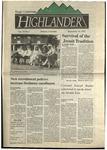 1992 Highlander Vol 74 No 2 September 10, 1992