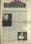1992 Highlander Vol 74 No 4 October 8, 1992
