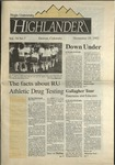1992 Highlander Vol 74 No 7 November 19, 1992