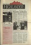 1992 Highlander Vol 74 No 8 December 3, 1992