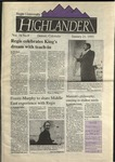 1993 Highlander Vol 74 No 9 January 21, 1993