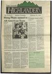 1993 Highlander Vol 74 No 11 February 18, 1993