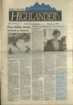 1993 Highlander Vol 74 No 13 March 25, 1993